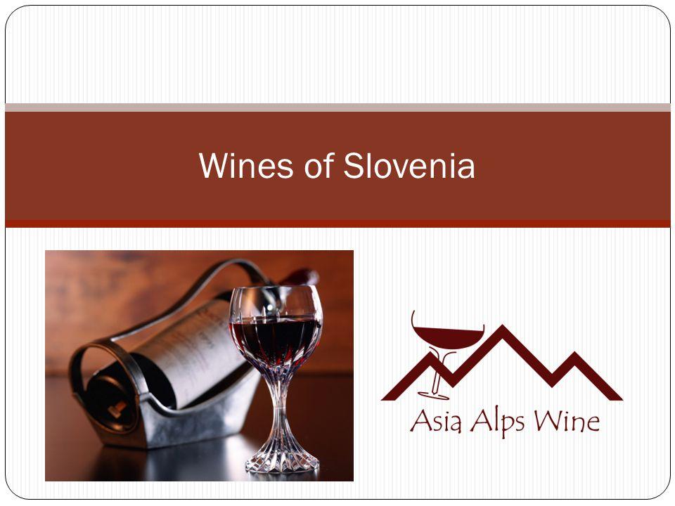 Wines of Slovenia