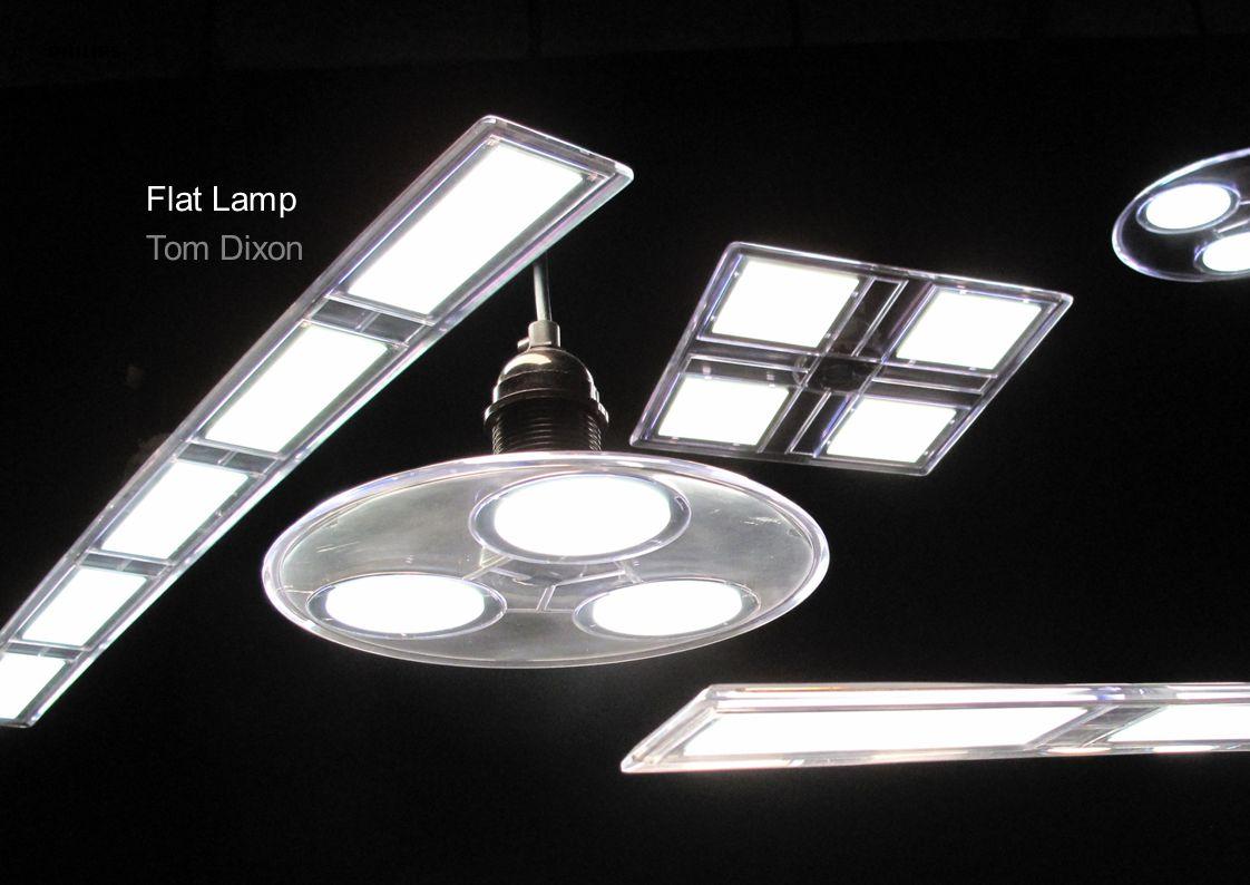 Flat Lamp Tom Dixon