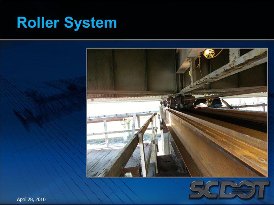April 28, 2010 Roller System