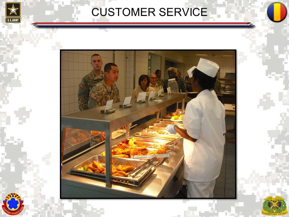 1 CUSTOMER SERVICE