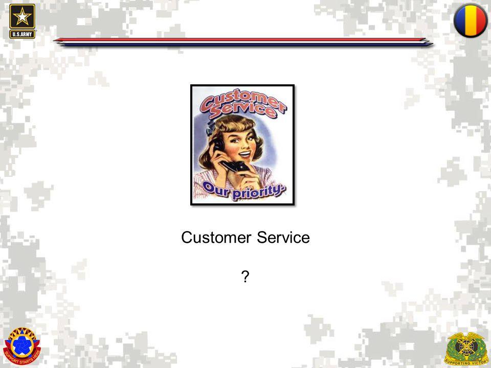 20 Customer Service ?