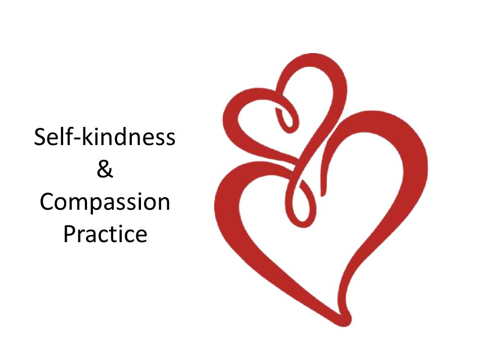 Self-kindness & Compassion Practice