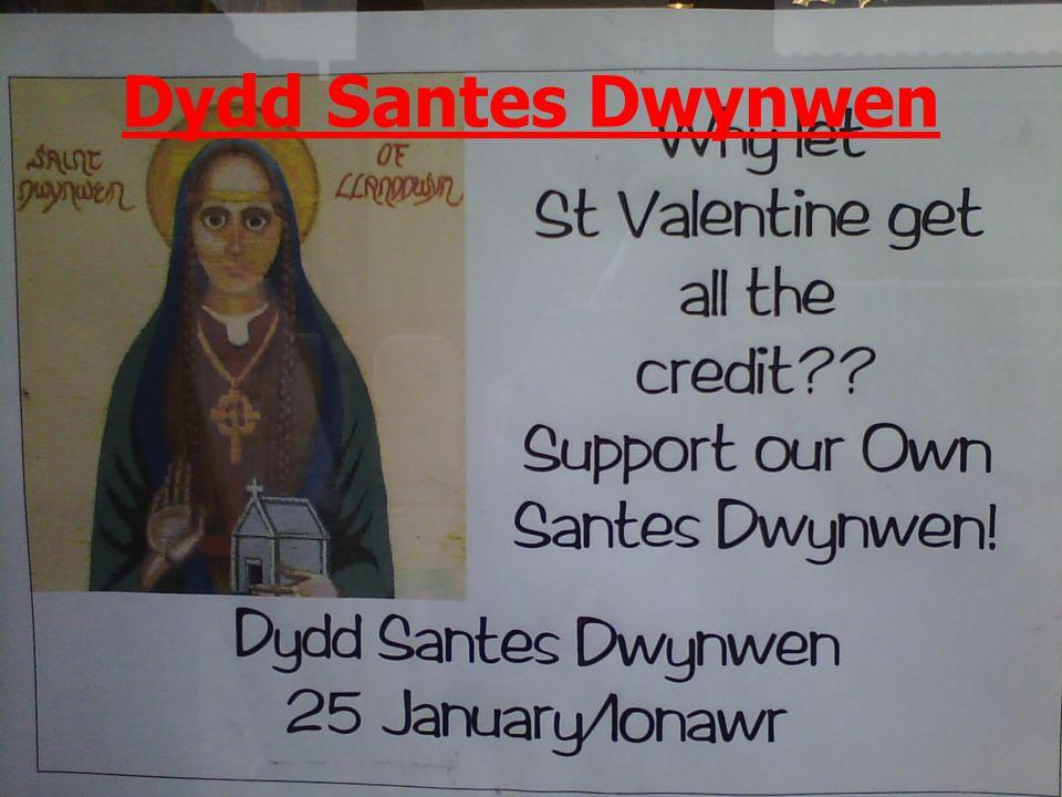 Dydd Santes Dwynwen