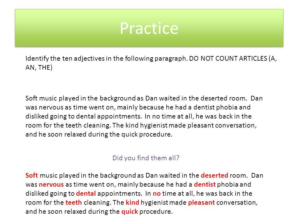 Assignment Practice: Homework: