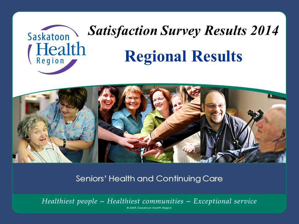 Satisfaction Survey Results Why Do A Survey.
