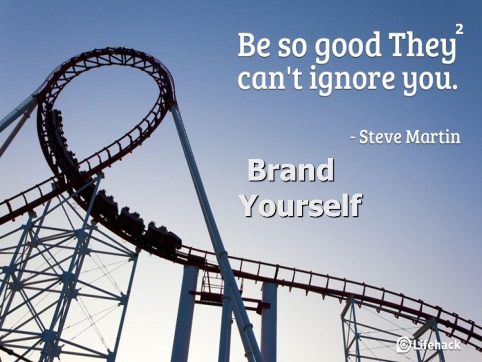 Brand Yourself Brand Yourself 2