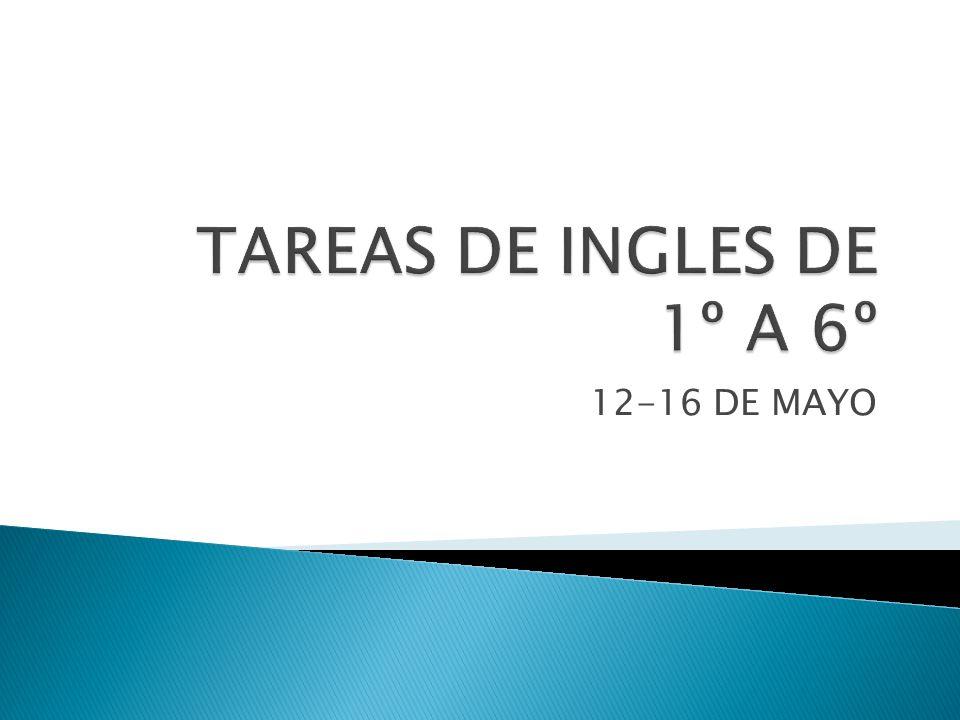 12-16 DE MAYO
