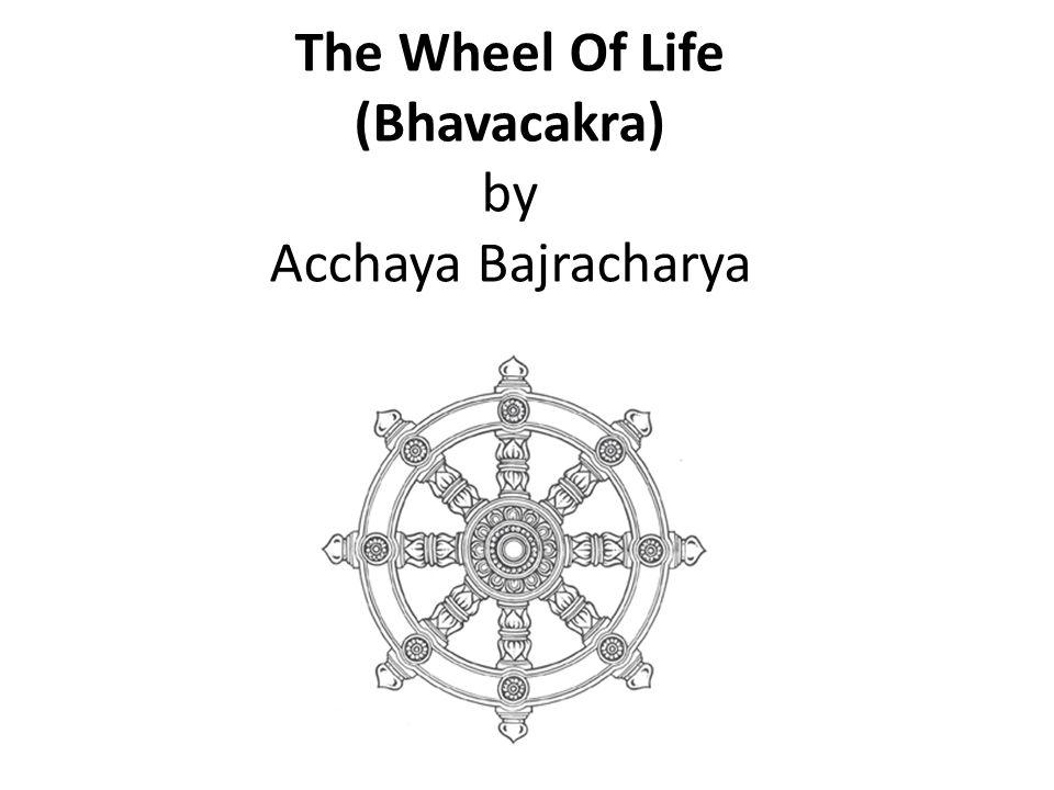 Origin The Buddha himself created the original concept of the Wheel of Life.