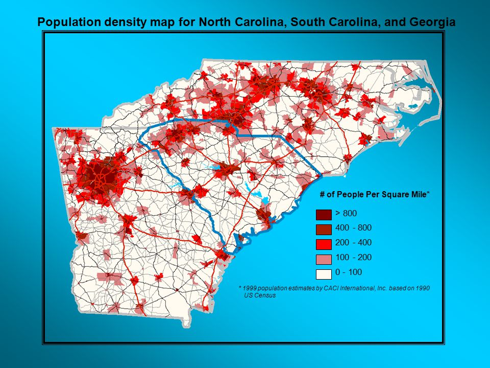Source: (London and Hill, 2000) -- USDA, US Census Bureau and Jim Self Center on the Future, Clemson University.