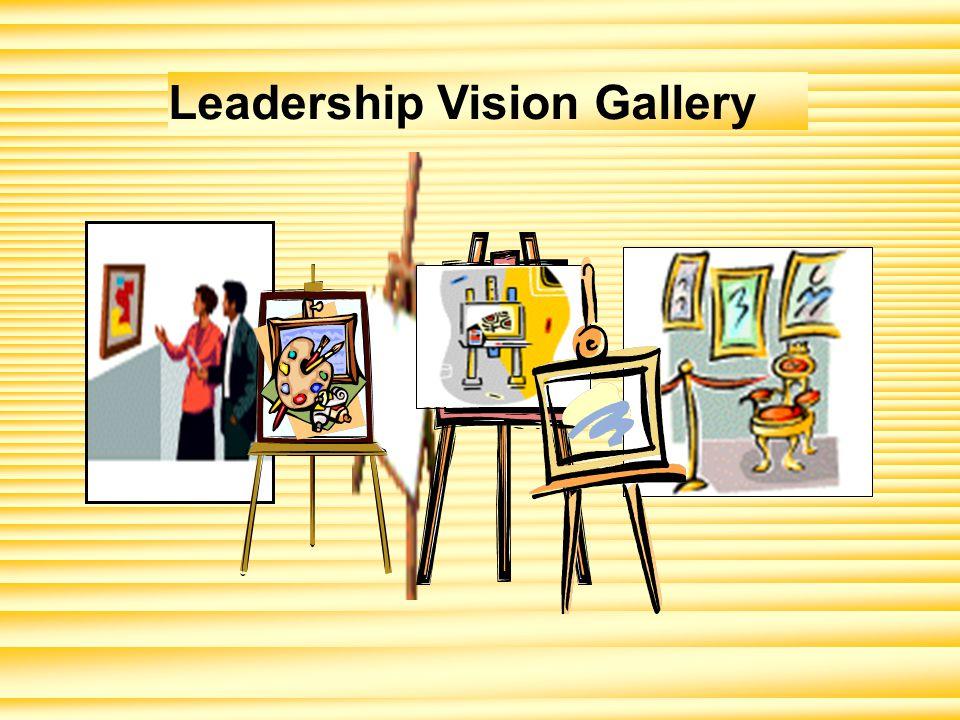 12 Leadership Vision Gallery
