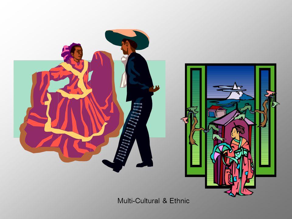 Multi-Cultural & Ethnic