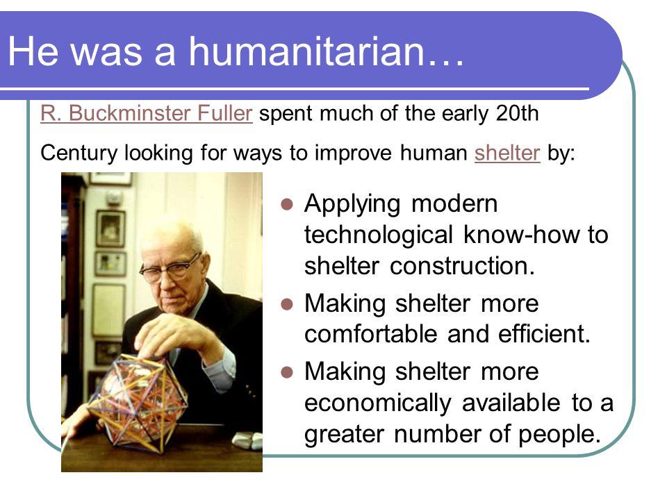 R. Buckminster FullerR.