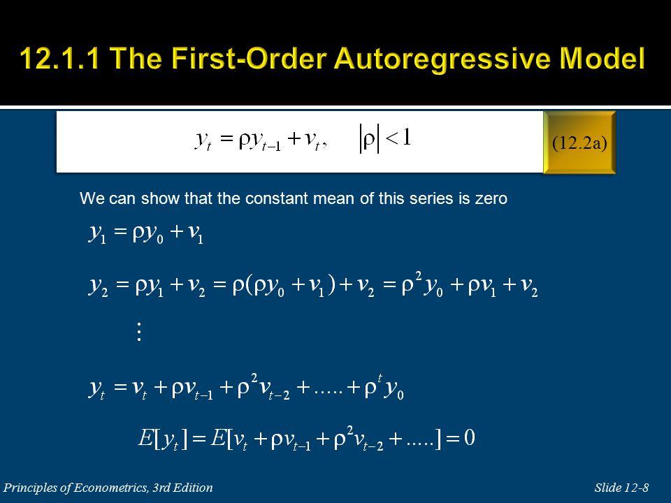 In STATA: use usa, clear gen date = q(1985q1) + _n - 1 format %tq date tsset date TESTING UNIT ROOTS BY HAND : * Augmented Dickey Fuller Regressions regress D.F L1.F L1.D.F regress D.B L1.B L1.D.B