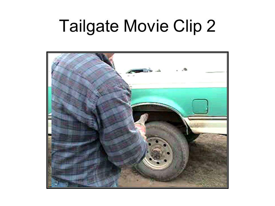 Tailgate Movie Clip 2