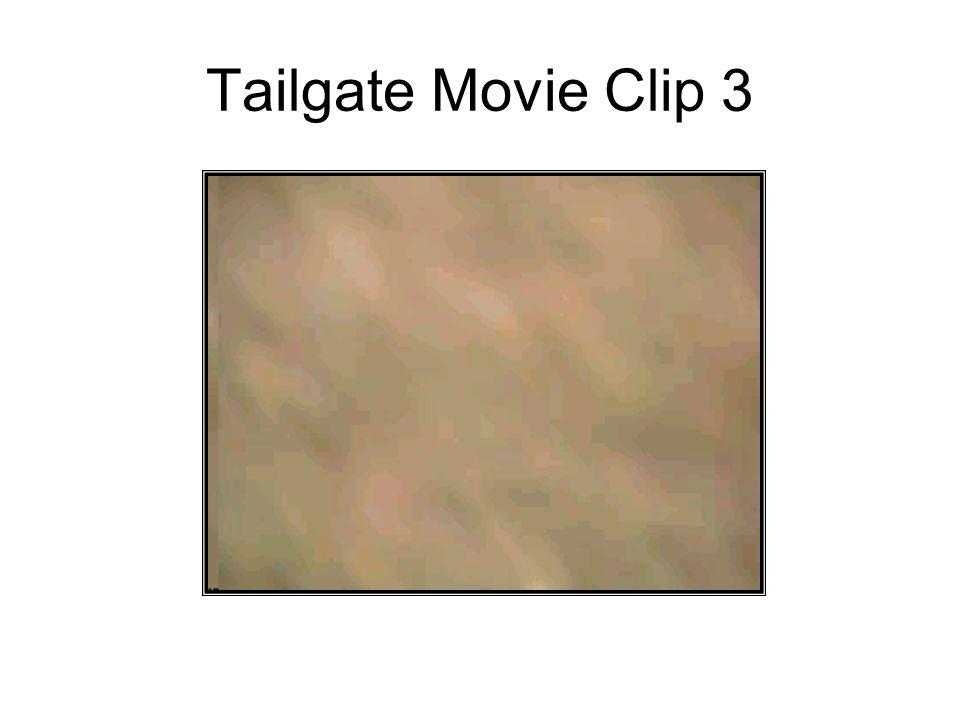 Tailgate Movie Clip 3