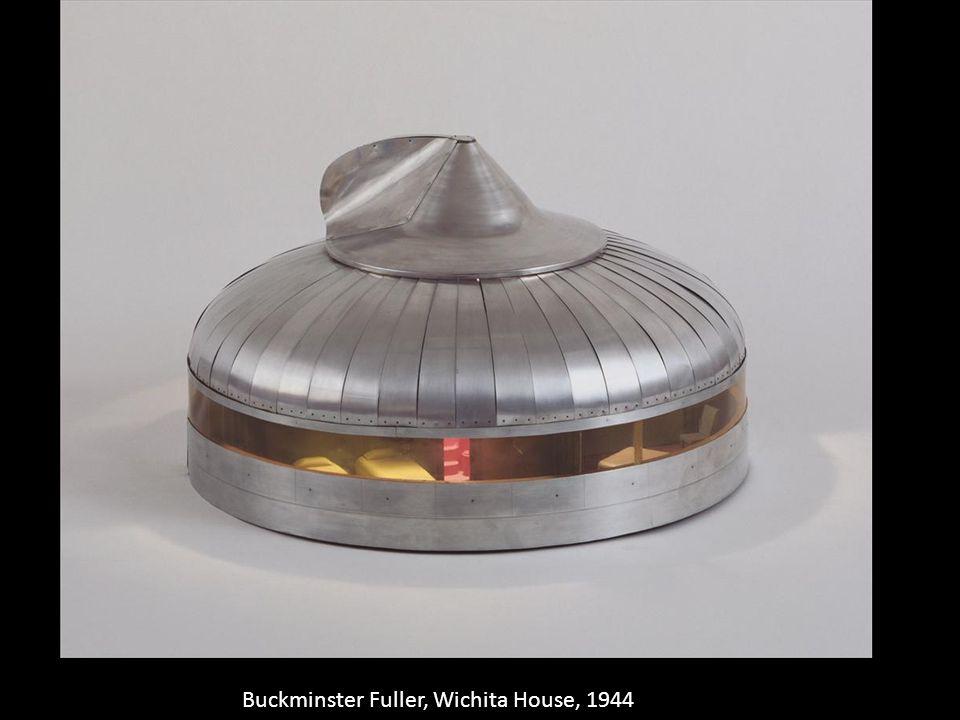 Buckminster Fuller, Wichita House, 1944