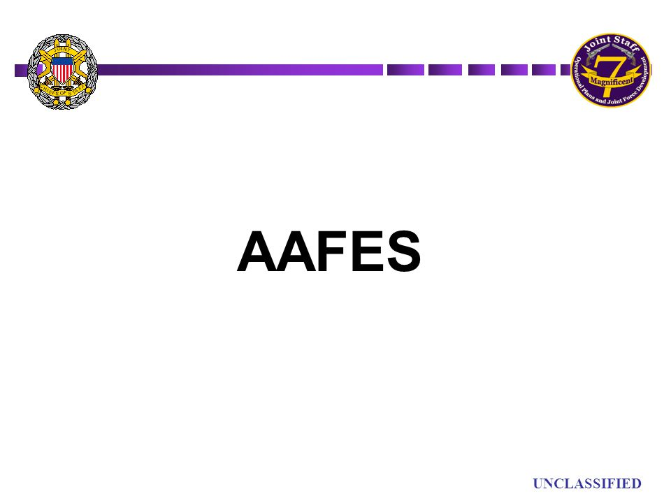 UN UNCLASSIFIED AAFES
