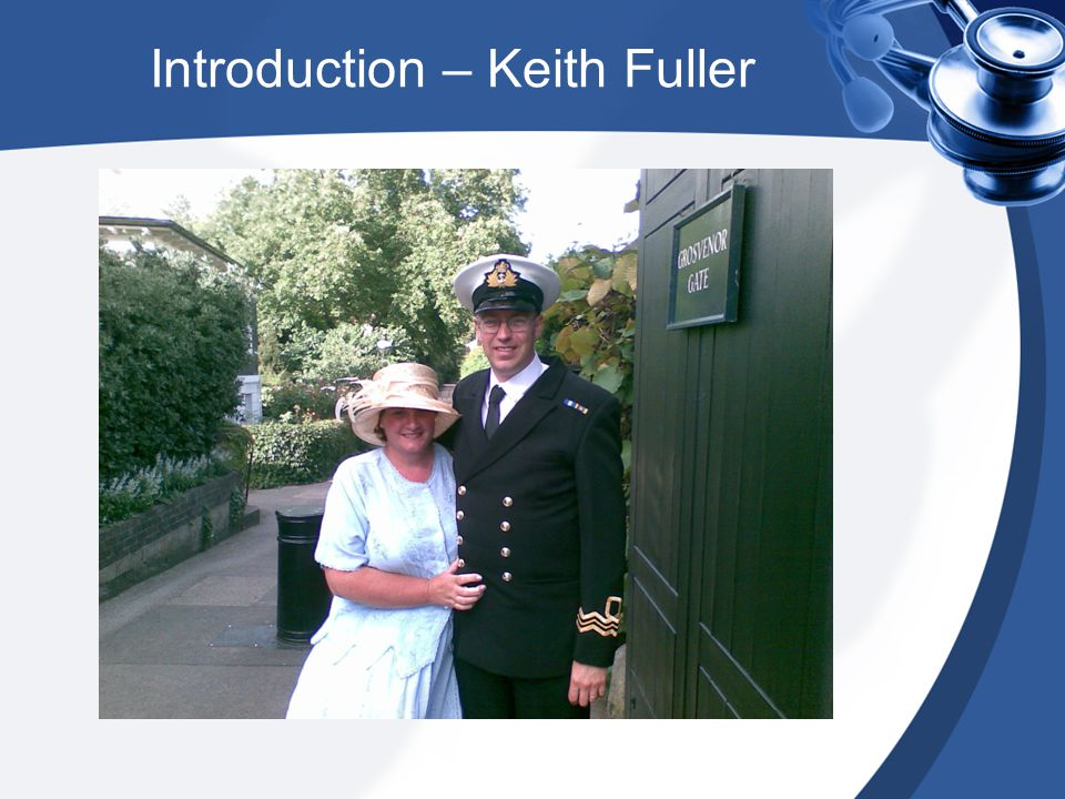 Introduction – Keith Fuller