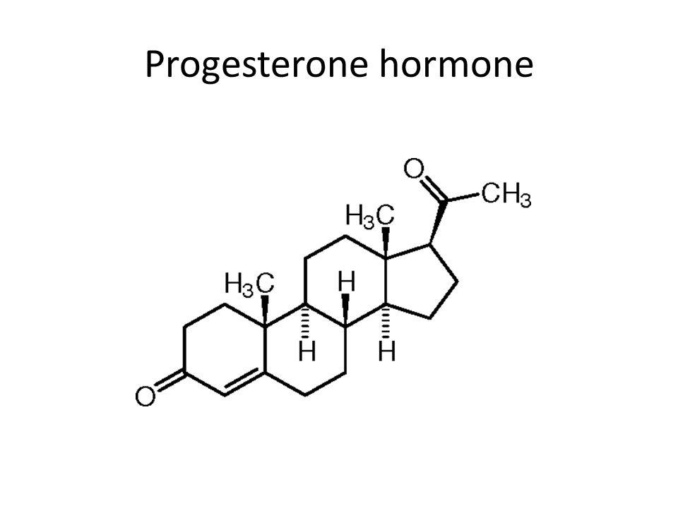 Progesterone hormone