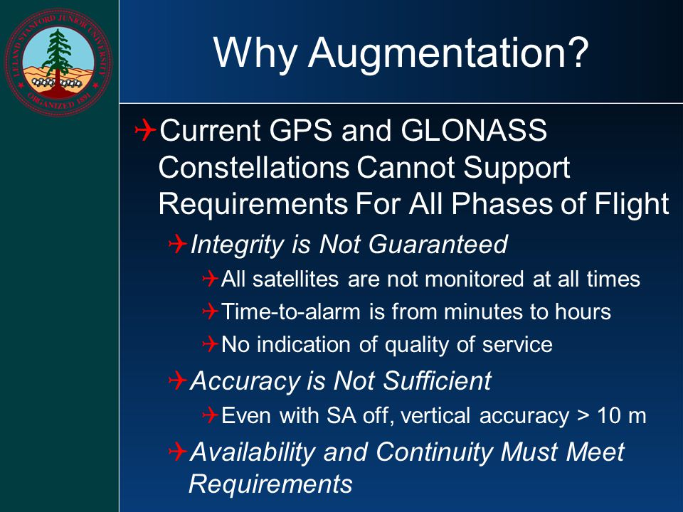 Why Augmentation.