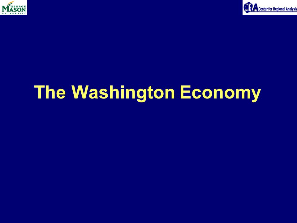 The Washington Economy