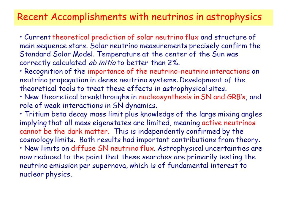 Current theoretical prediction of solar neutrino flux and structure of main sequence stars. Solar neutrino measurements precisely confirm the Standard
