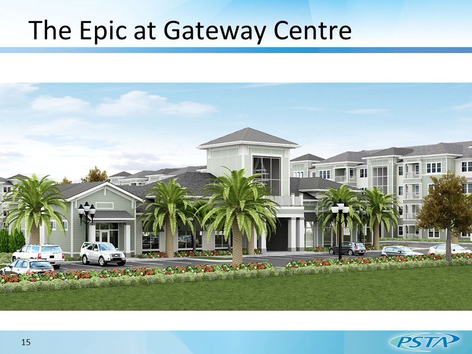The Epic at Gateway Centre 15