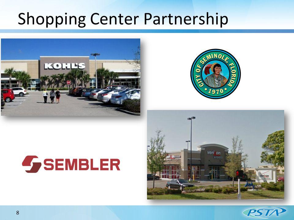 Shopping Center Partnership 8