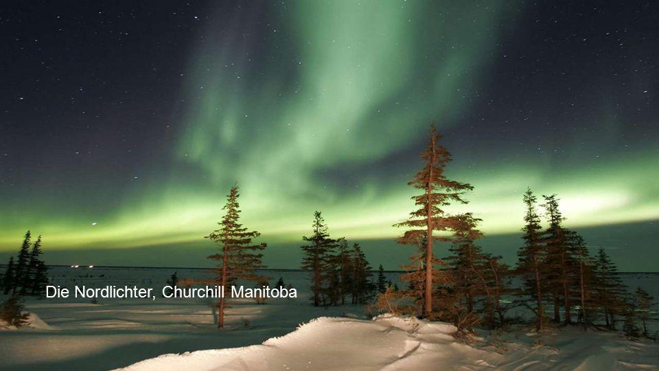 Der Sonnenuntergang 35000 Fuß über Kanada von aXone