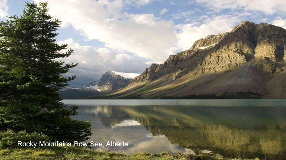 Banff und Jasper Nationalpark in Kanada