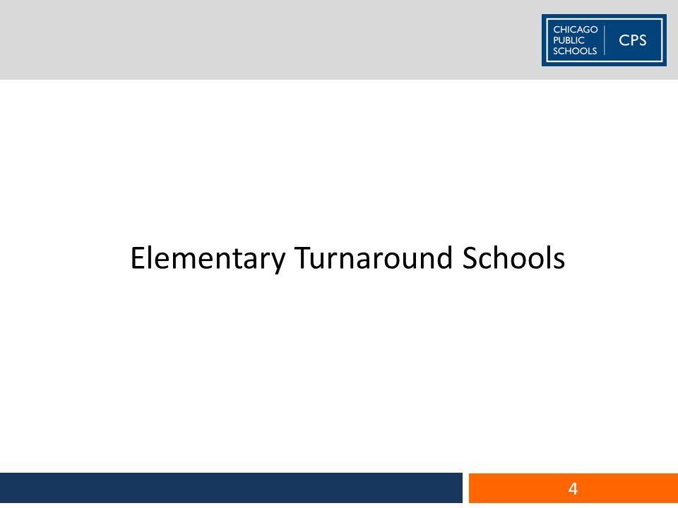Elementary Turnaround Schools 4