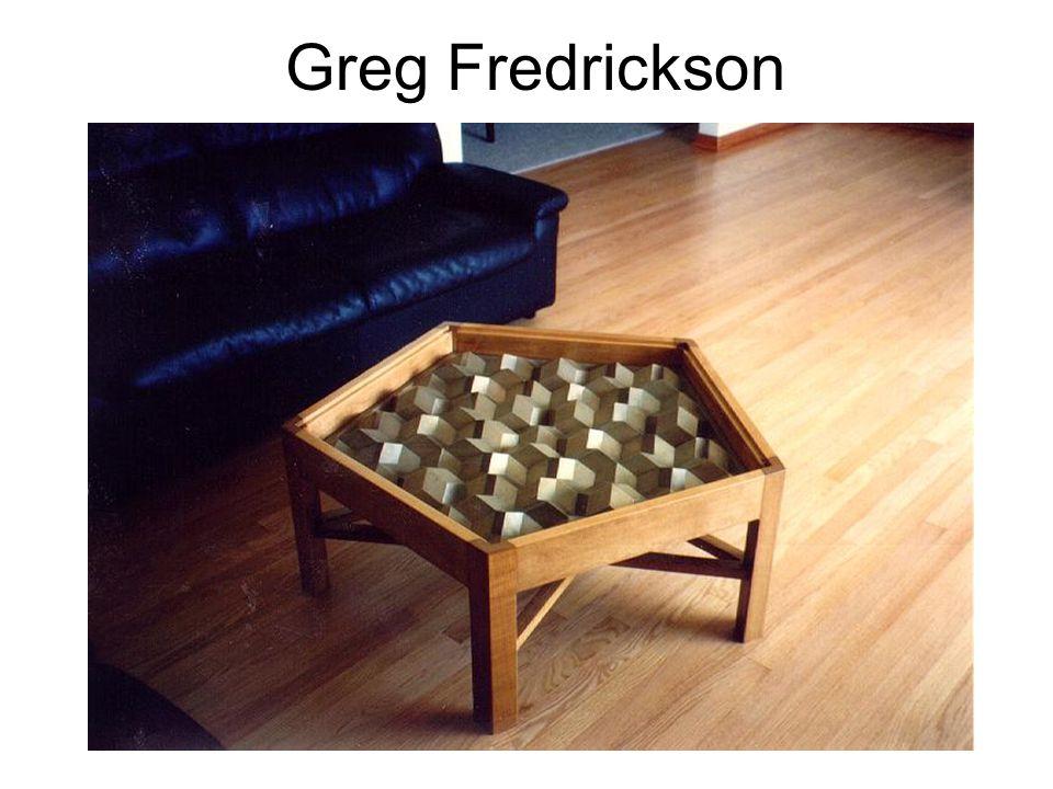 Greg Fredrickson