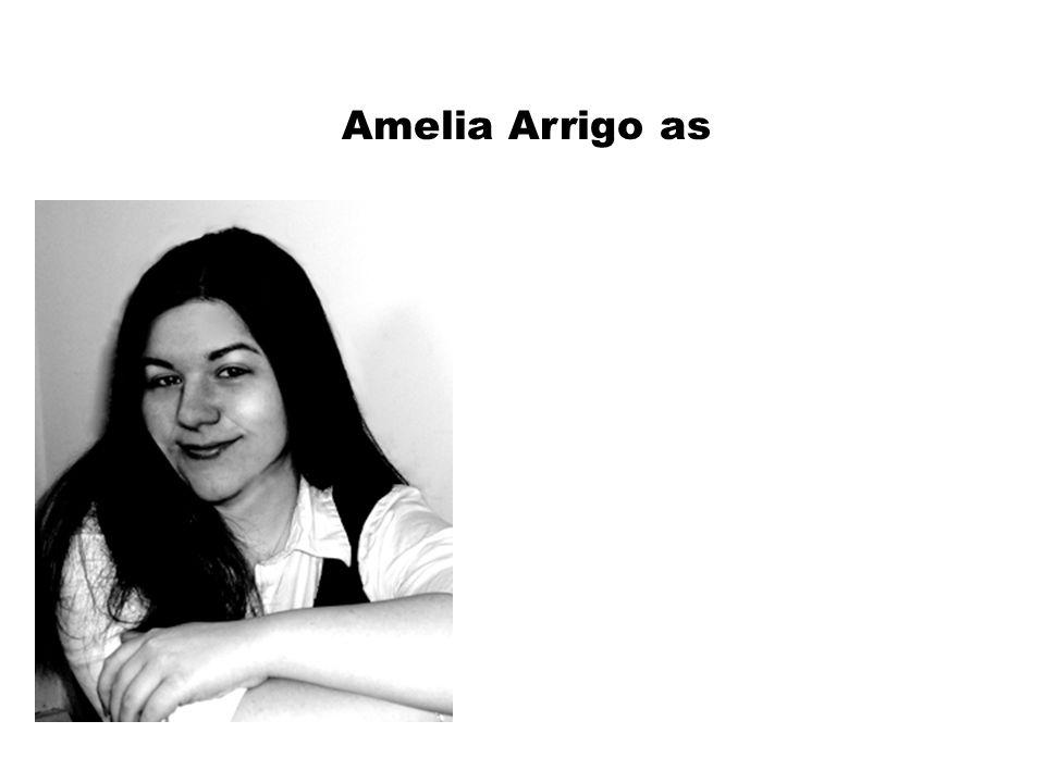 Amelia Arrigo as