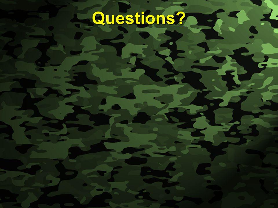 Slide 28 Questions?