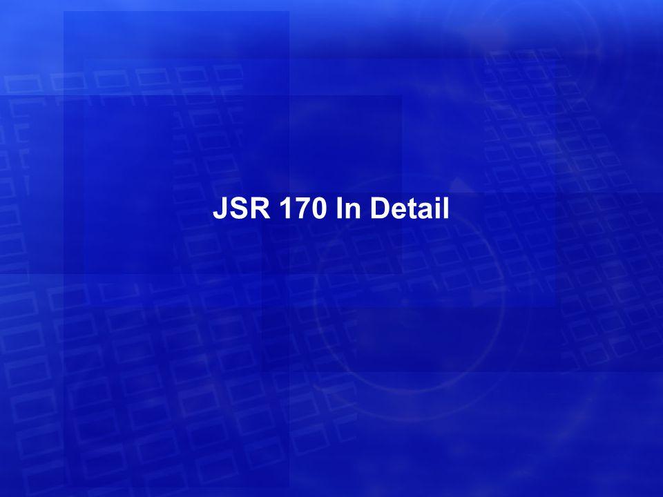JSR 170 In Detail