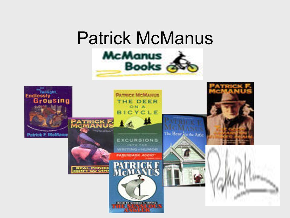 Patrick McManus
