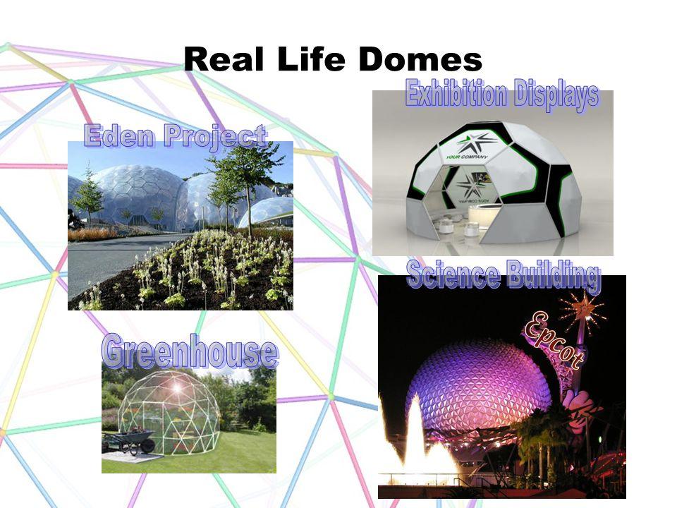 Real Life Domes