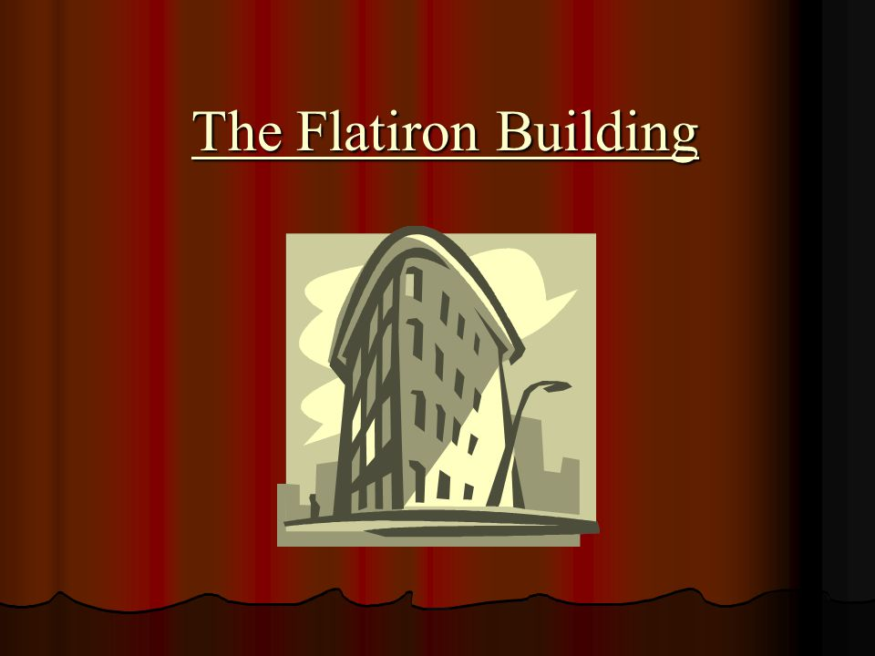 flatiron building facts