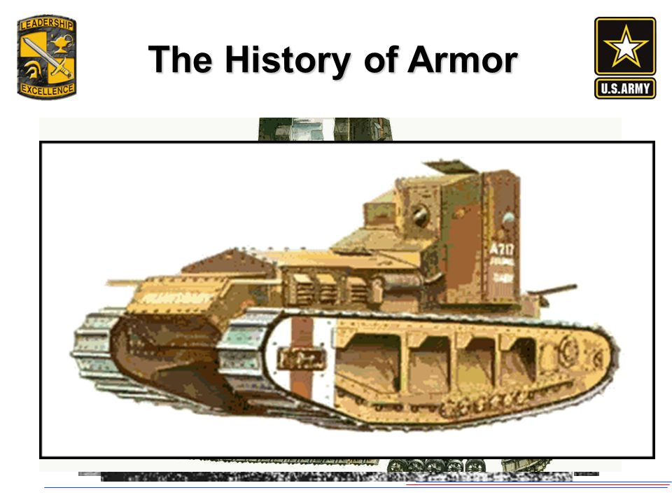 Mother Tank The History of Armor Little Willie AV-7 Schneider