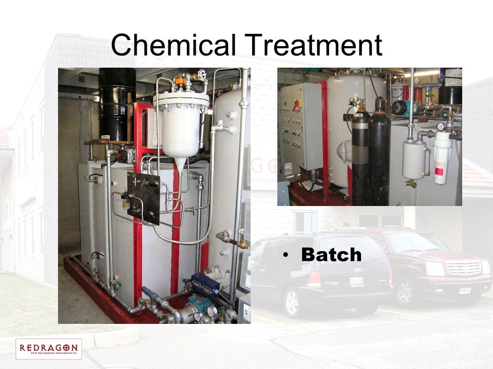 Chemical Treatment Batch