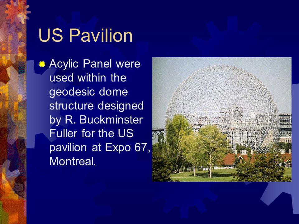Fuji Pavilion  Expo 70 in Osaka.