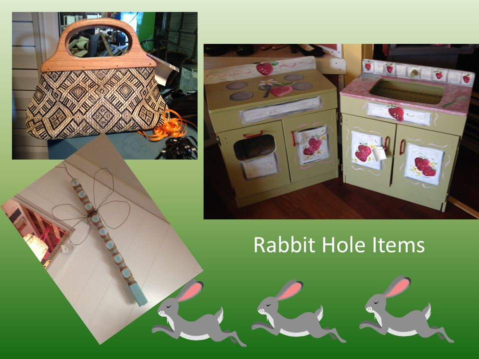 Rabbit Hole Items