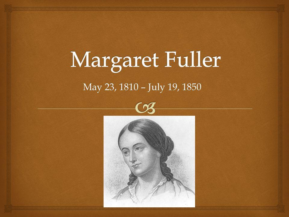May 23, 1810 – July 19, 1850