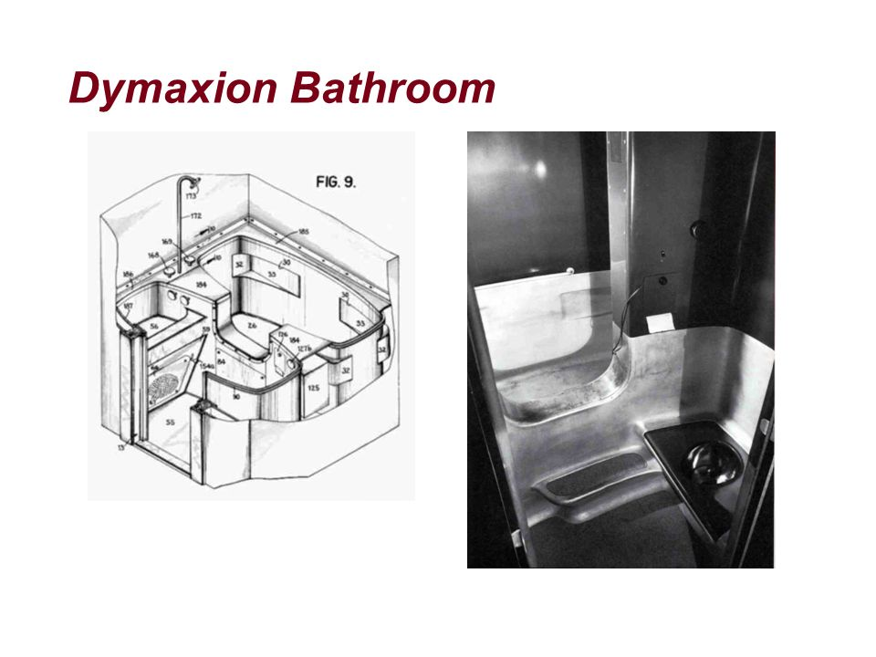 Dymaxion Bathroom