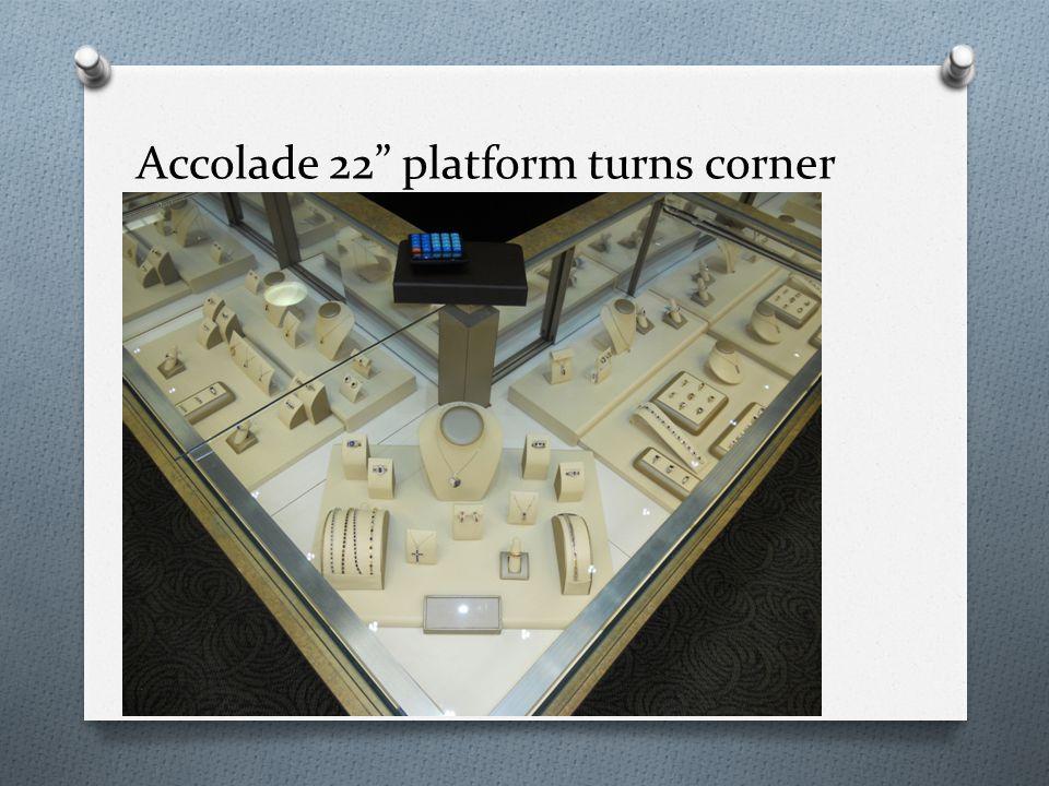 Accolade 22 platform turns corner