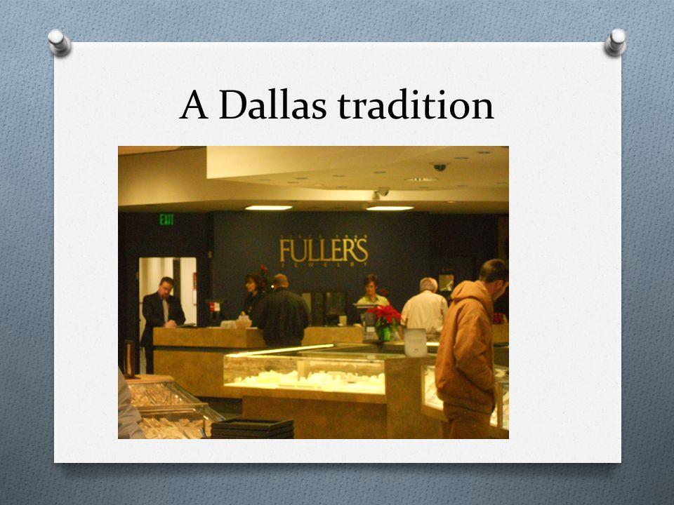 A Dallas tradition