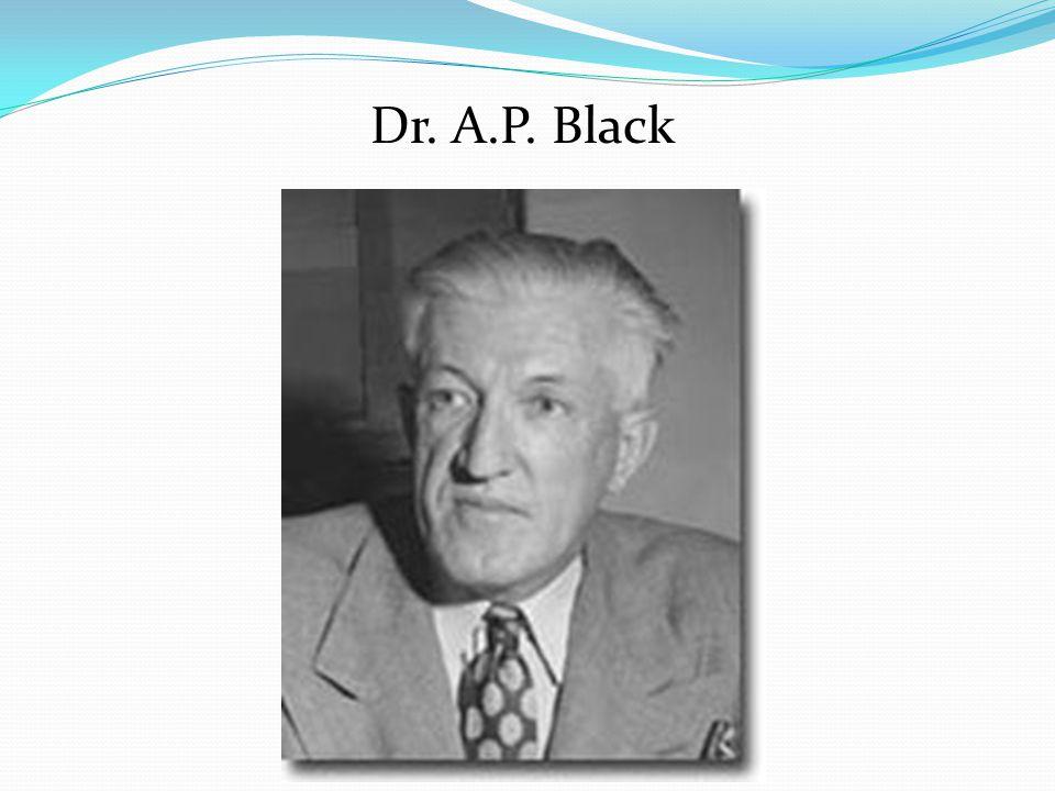 Dr. A.P. Black