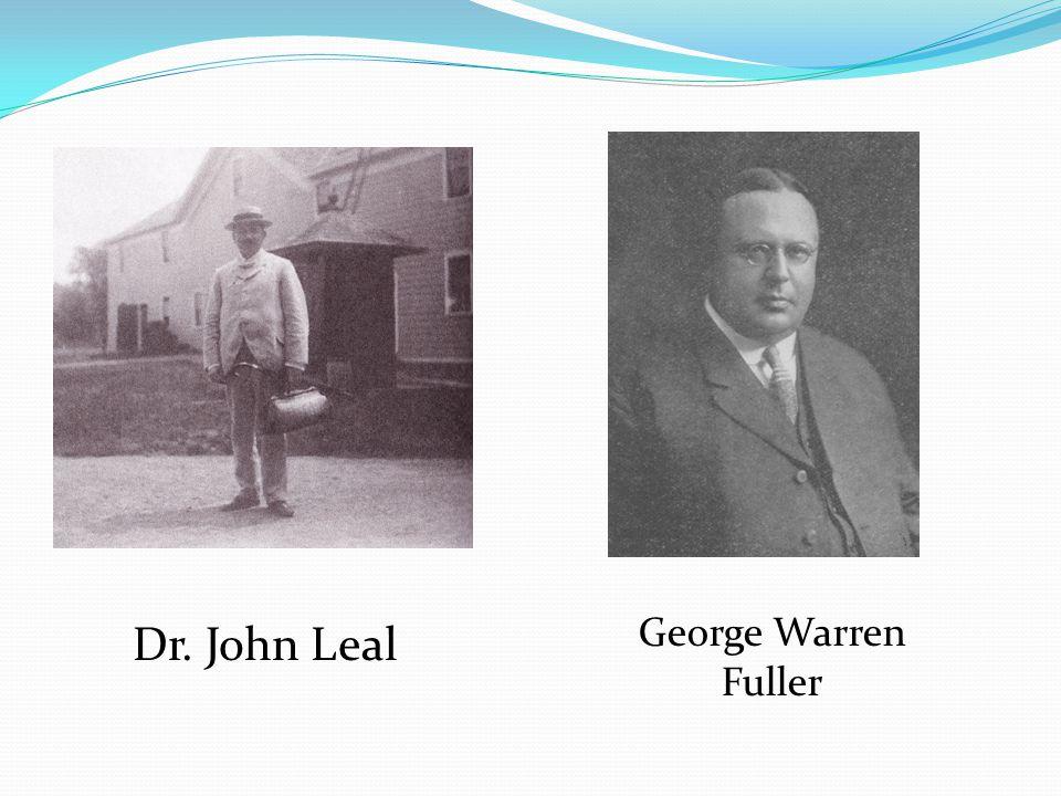 Dr. John Leal George Warren Fuller