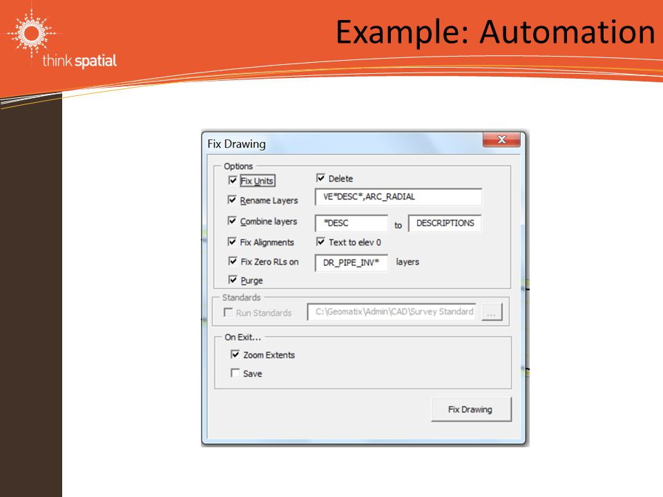 Information Technology Solutions Example: Automation