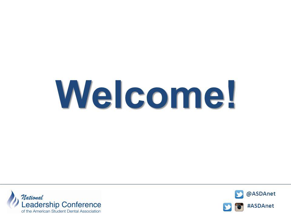 #ASDAnet @ASDAnet Welcome!